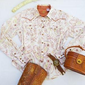 Twenty X Cowgirl Western Shirt 20 X Brand